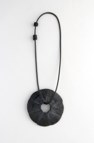 DAdamson_sand dollar necklace_wall_2015