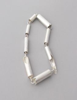Debbie Adamson. Shell necklace. Stirling silver. 2015