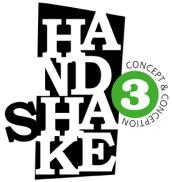 Handshake 3 logo, small