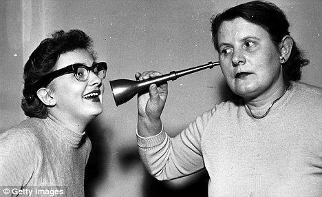 listening horn
