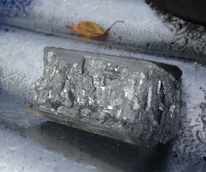 zinc starting block